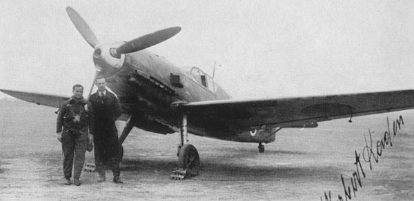 Messerschnitt Bf109E-4/7   Hasegawa 1/48 Japanese-109-front